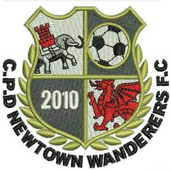CPD Newtown Wanderers team badge