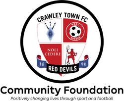 Crawley Town FC A team badge