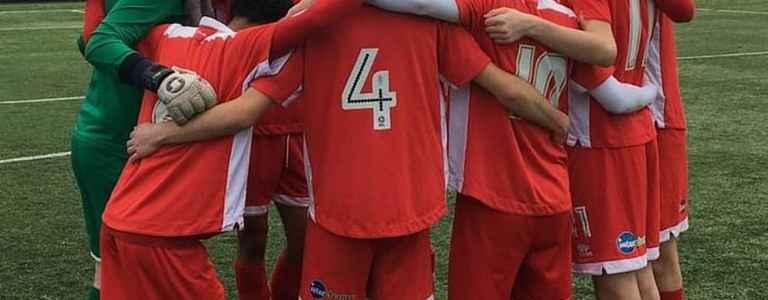 Crawley Town FC A team photo