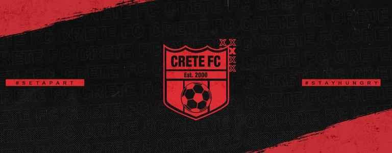 Crete FC team photo