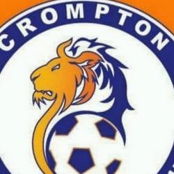 Crompton F.C Sunday 2019 team badge