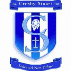 Crosby Stuart JFC Saturday Team team badge