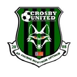 Crosby United U11 team badge