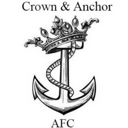 Crown And Anchor AFC team badge
