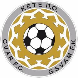 CVAR FC team badge