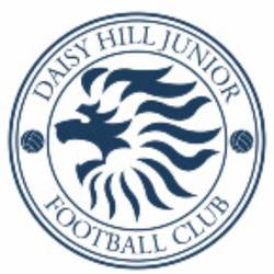 Daisy Hill JFC Dynamos team badge