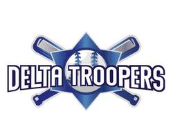 Delta Troopers team badge