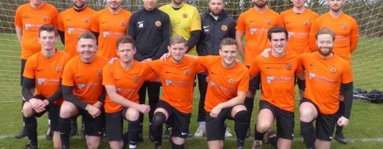 Denham United Football Club team photo
