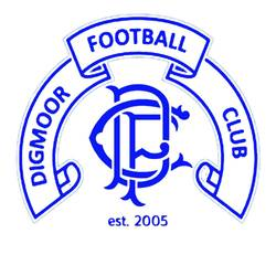 Digmoor FC Sat 1st Team team badge