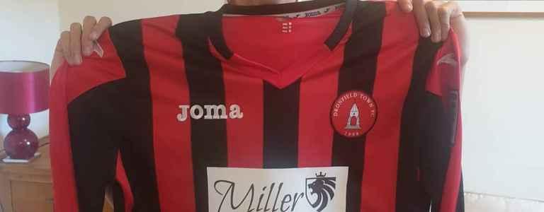 Dronfield Town J.F.C. U15 Stonelow team photo