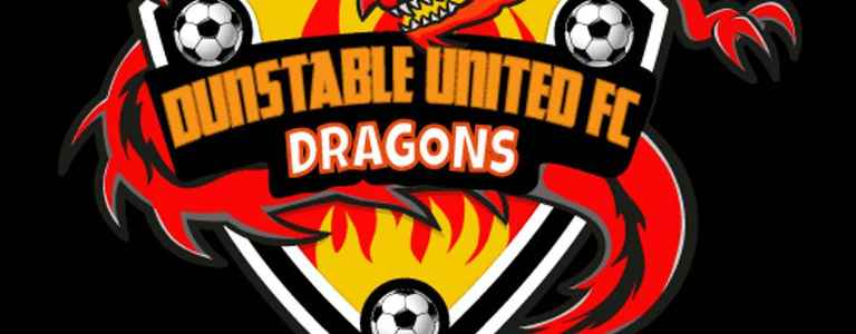 Dunstable United FC Dragons team photo