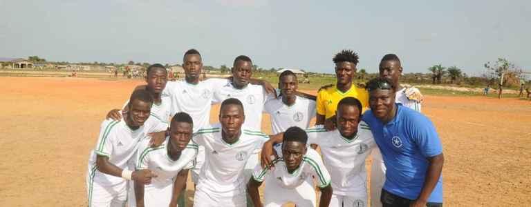 Eagle FC team photo