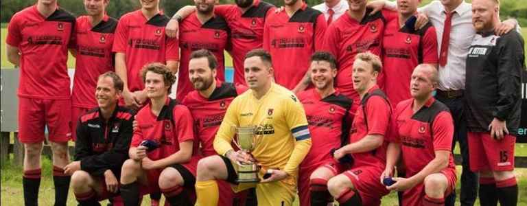 East Allington United 2nd team photo
