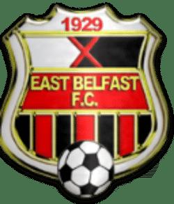 East Belfast 2010s team badge