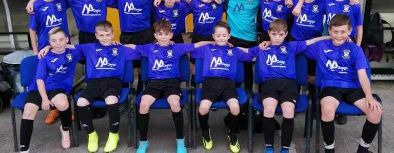 East Fife CFC 2007s team photo