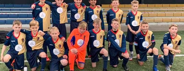 East Kilbride FC team photo