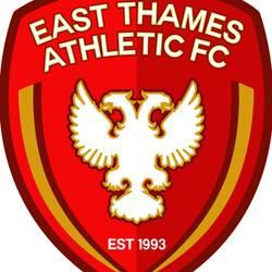 East Thames Athletic F.C. team badge