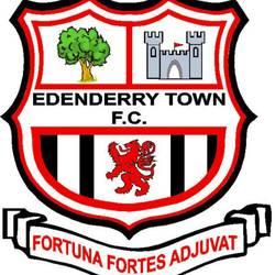 Edenderry Town Ladies team badge