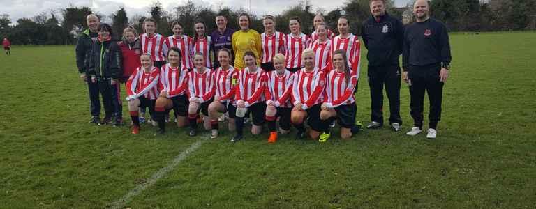 Edenderry Town Ladies team photo
