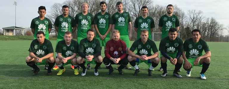 El Maugey United team photo