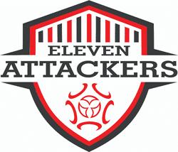 ELEVEN ATTACKERS team badge