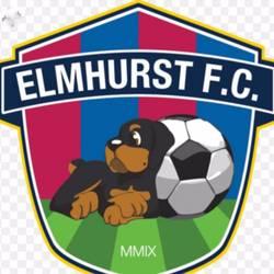 Elmhurst FC team badge