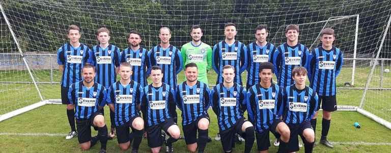 Ely Rangers team photo