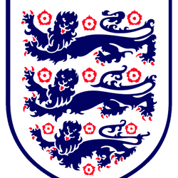 England 5s team badge