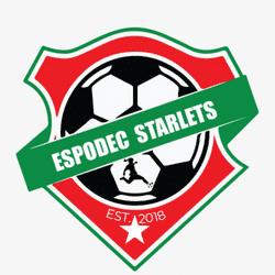 Espodec Starlets Football Club team badge
