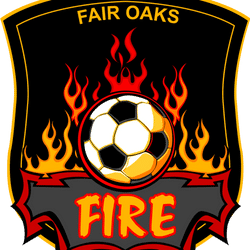 Fair Oaks SC Fire - Silver 1 team badge