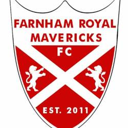 Farnham Royal Mavericks team badge