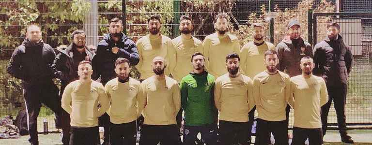 FC Buraaq team photo