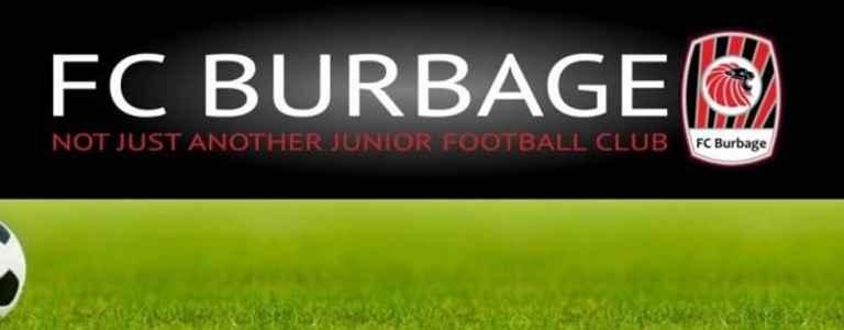 FC Burbage Jaguars U7 team photo