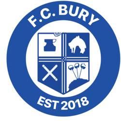 FC Bury Vipers U14 team badge