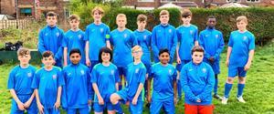 FC Bury Vipers U14