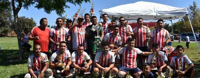 F.C. Cobras team photo