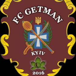 FC Getman Kyiv team badge