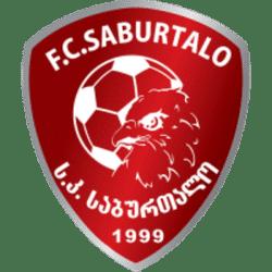 FC Saburtalo team badge