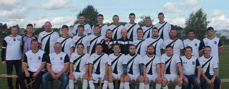 FC Yampil team photo