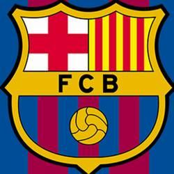 F.C.Barcelona team badge