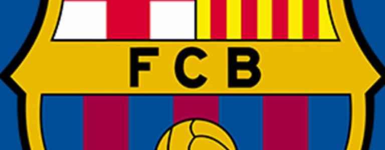 F.C.Barcelona team photo