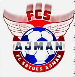 FCS AJMAN team badge