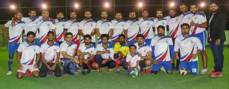 FCS AJMAN team photo