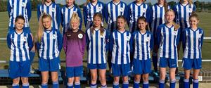 Flitwick Eagles Girls