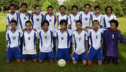 Fly Wheel FC team badge