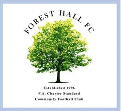 Forest Hall Celtic FC team badge