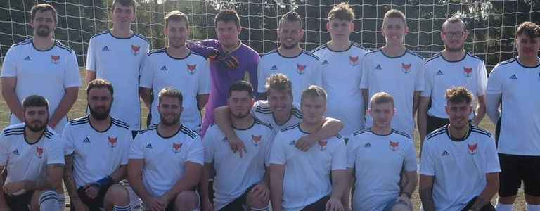 Foxhall United team photo