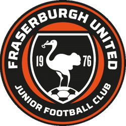 Fraserburgh United team badge
