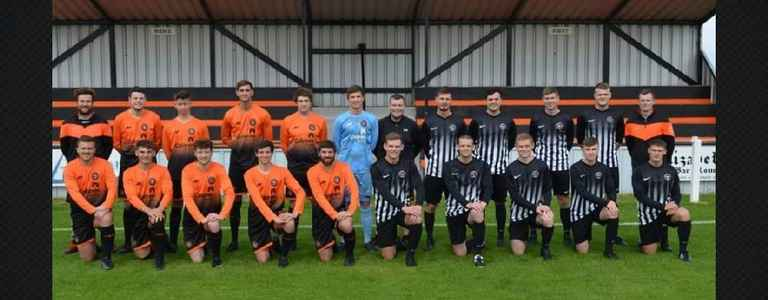 Fraserburgh United team photo