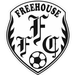 Freehouse FC 1st team badge